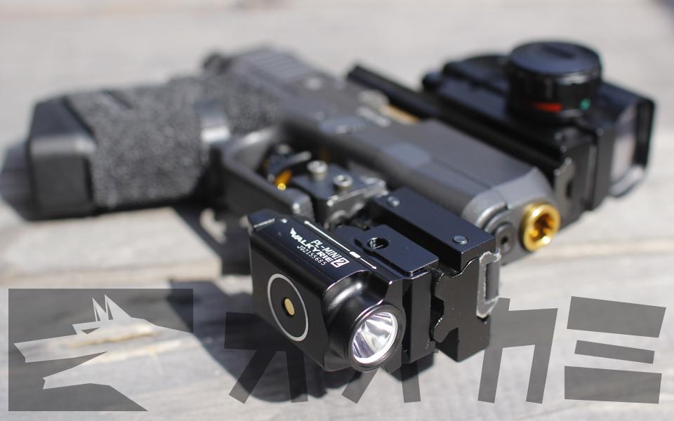 G26NGC Spec3 with OLIGHT PL-MINI2 VALKRIE
