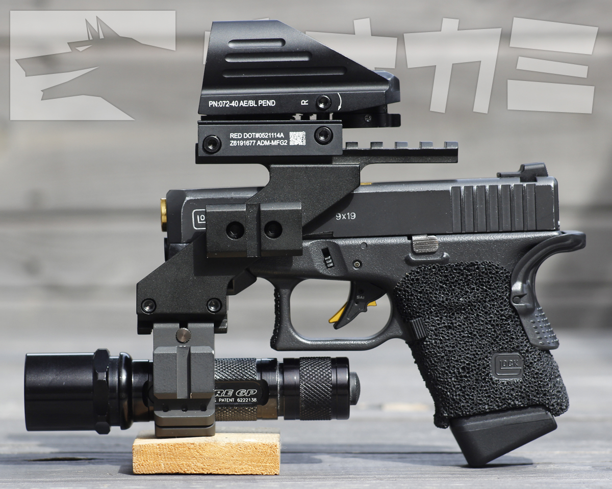 G26NGC-Spec3+ with AERITH BLACK and SF6P Original