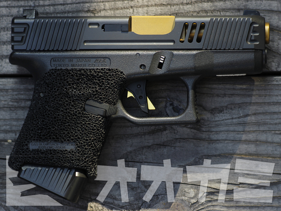 G26SAC Spec2 with Metal Slide of SOM by Ookami