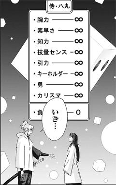 サムライ8 八丸伝 ステータス∞なんだって(棒)