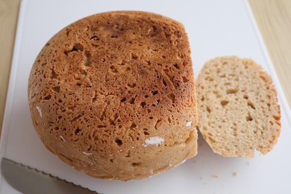黒ビールと珈琲のパン