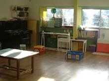 日吉台光幼稚園の教室