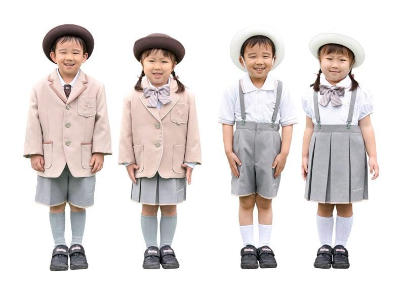 横浜みずほ幼稚園 制服
