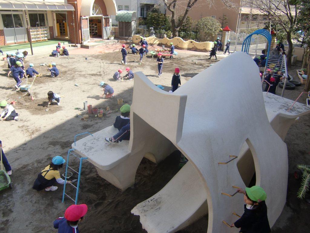 宮内幼稚園園庭
