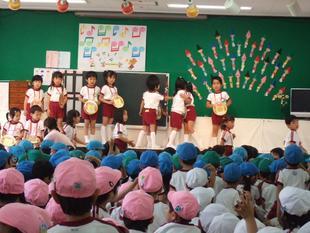 チロル幼稚園の行事