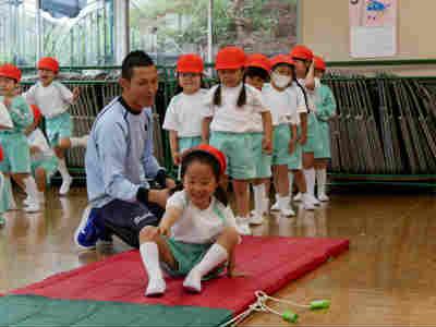 すぎの森幼稚園の課内カリキュラム