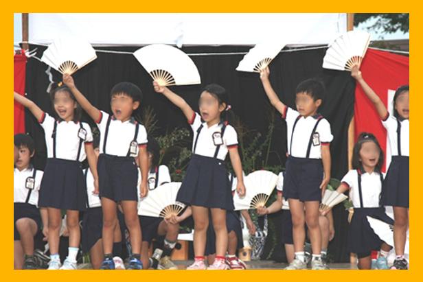 ナザレ幼稚園の課内カリキュラム