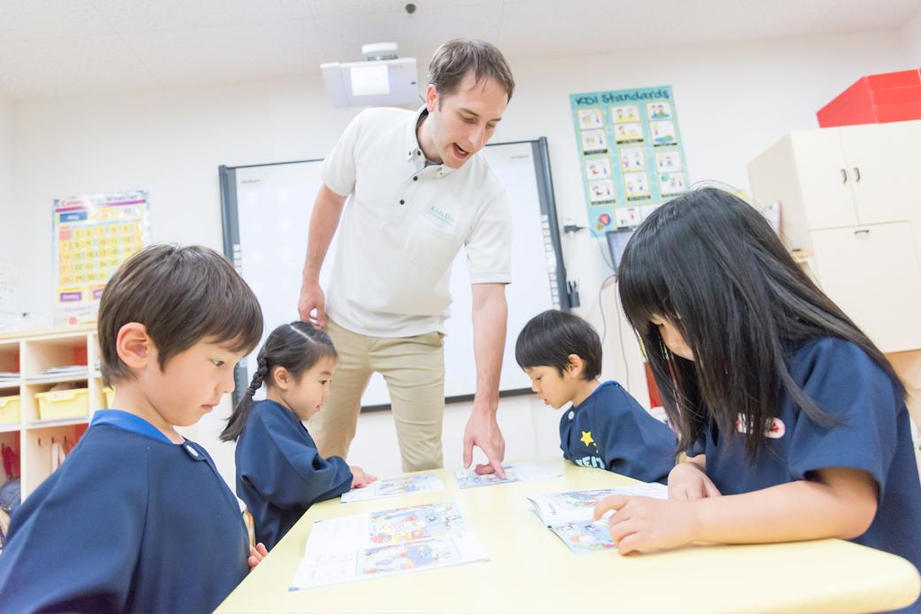 Kids Duo Internationalセンター南の受験対策