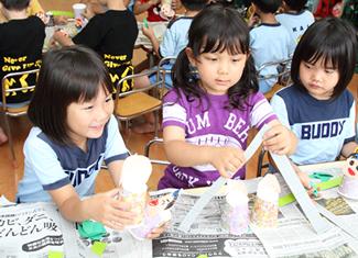 横浜バディスポーツ幼児園製作