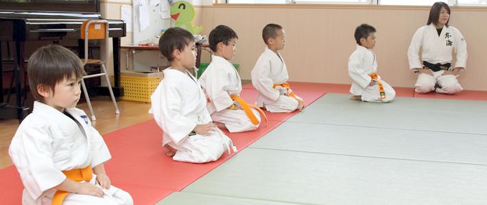横浜バディスポーツ幼児園課外プログラム