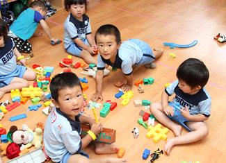 横浜バディスポーツ幼児園預かり保育