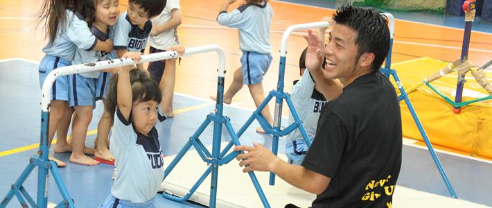 横浜バディスポーツ幼児園口コミ
