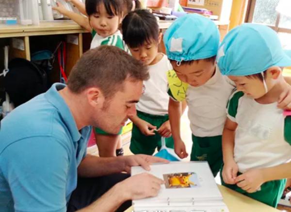 やまた幼稚園 英語話せるようになった