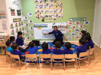 ローラスインターナショナルスクール武蔵小杉校の教育方針