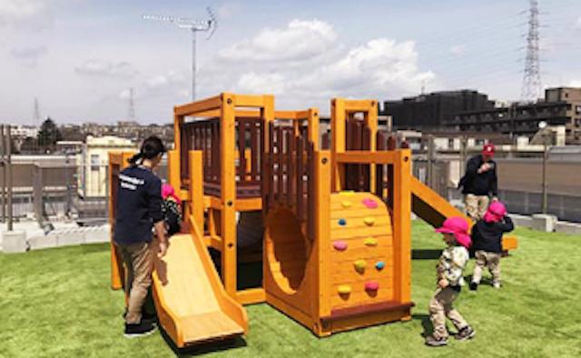 キンダーキッズインターナショナルスクール たまプラーザ校の入園方法