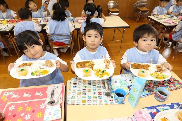 愛和のぞみ幼稚園食育