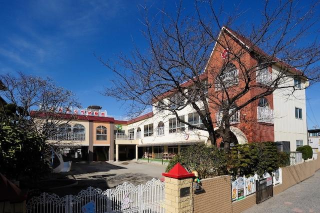 宮内幼稚園の外観