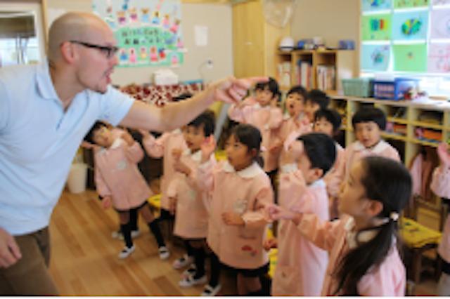 プリンス幼稚園 英語