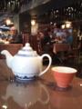 [twitter] 熊本到着。太平燕の元祖と言われる紅蘭亭でランチ。烏龍茶おいしい