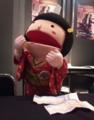スペシャルゲストと聞いて最初田畑アナかと思ってしまった。会場の9