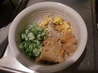 超簡単お手軽料理で満腹感大!