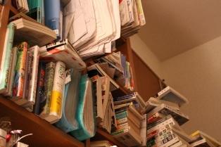 本棚を間仕切りとして活用しよう