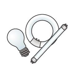 LED照明で電気代節約