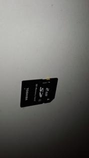 SDカードのロックの解除