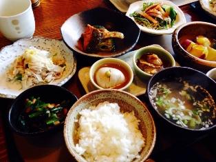 日本食って健康食だと思える