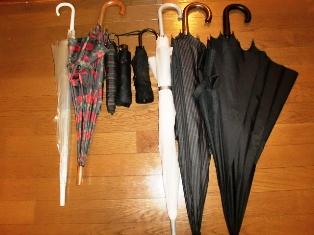 断捨離で傘ゴミを出さないために1本の傘を大切にする方法