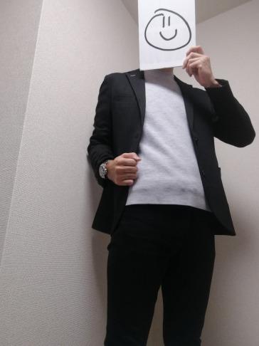 ユニクロ UNIQLO UniqloU ミラノリブモックネックセーター レビュー