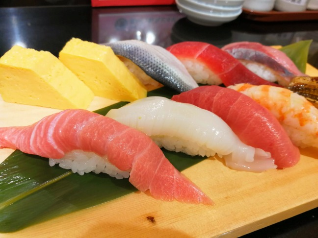 東京駅 寿司 ランチ 沼津魚がし鮨