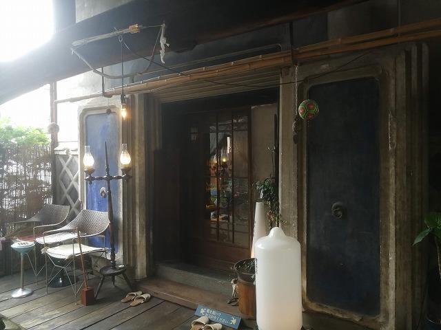 下諏訪のカフェ、ガトハの写真