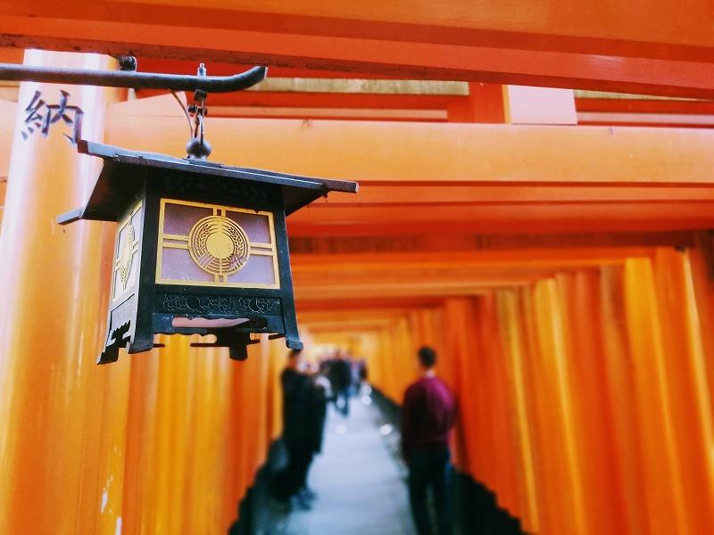 伏見稲荷に初詣に行くならオススメの稲荷茶寮の紹介写真