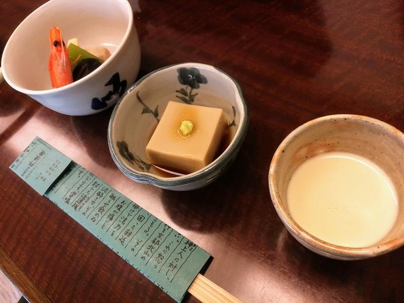 男の1人旅で京都で湯豆腐を食べるなら南禅寺 順正の写真