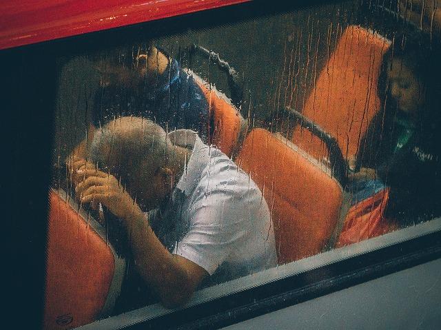 旅行で失敗したイメージ写真