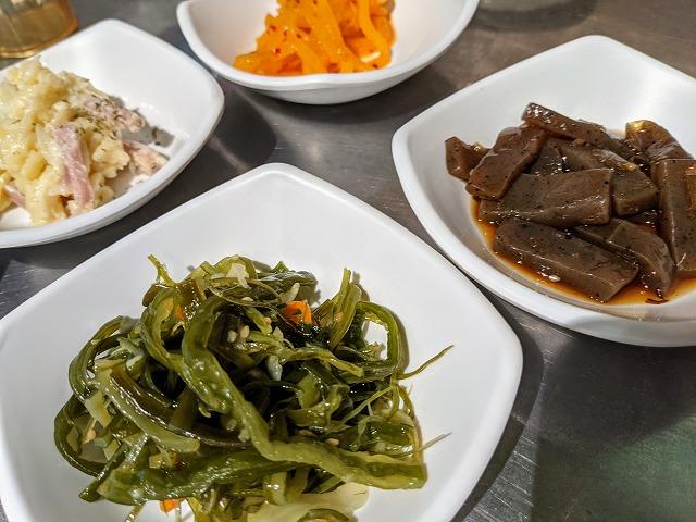 新大久保のチャカン食堂 別館のカムジャタンのイメージ写真