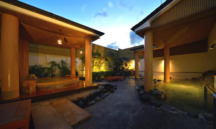 都内から日帰りで楽しめる温泉の小田原お堀端 万葉の湯のイメージ写真