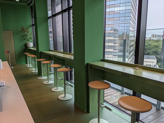 トグルホテル 水道橋のカフェやアメニティなどを紹介するルームツアーの写真