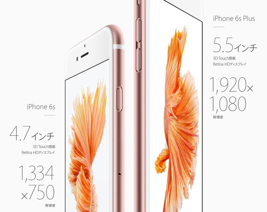 iPhone 6s /6s Plus