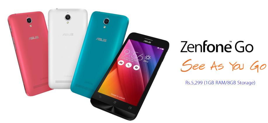 ZenFone Go (ZC451TG)