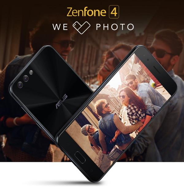 ZenFone 4 カスタマイズモデル