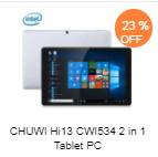 CHUWI Hi13 CWI534 タブレット