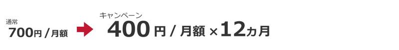 音声通話機能付きSIMカード(みおふぉん) 月額 300円×12ヵ月割引