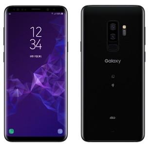 Galaxy S9+ (SCV39)