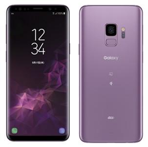 Galaxy S9 (SCV38)