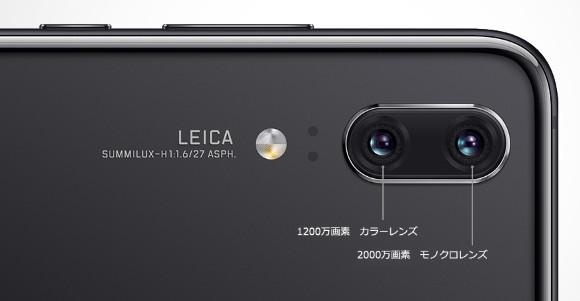 Leicaダブルカメラ