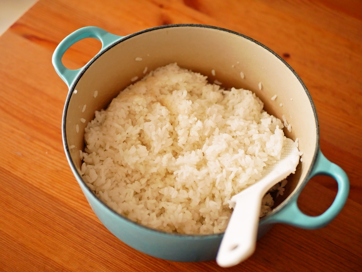 鍋でのごはん炊き、体験しておいてほしい【備え】の画像