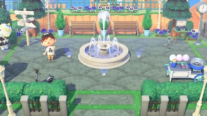 椅子 あつ 森 広場