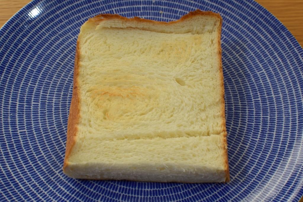 乃が美のトーストした食パン
